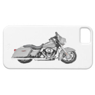 Harley FLHX Street Glide Hand Painted iPhone 5 iPhone 5 Cases