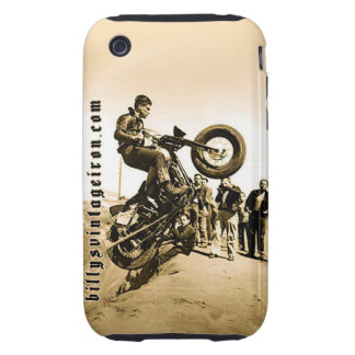 Harley Hill Climb Tough iPhone 3 Case