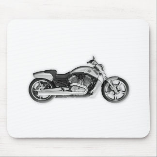 Harley Motorcycle 3D Fashion Accessory Mouse Pad