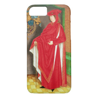 Harley Ms 6199 f.57 v Philip the Good (1396-1467) iPhone 7 Case