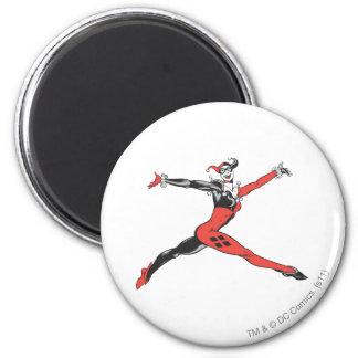 Harley Quinn 3 6 Cm Round Magnet