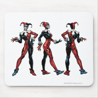 Harley Quinn - All Sides Mouse Pad