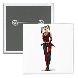Harley Quinn Pin