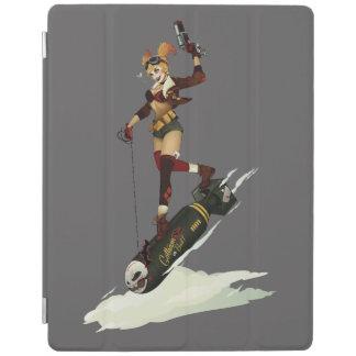 Harley Quinn Bombshell 4 iPad Cover