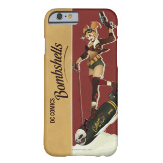 Harley Quinn Bombshell Barely There iPhone 6 Case