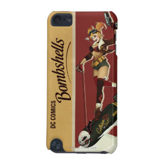 Harley Quinn Bombshell iPod Touch (5th Generation) Covers