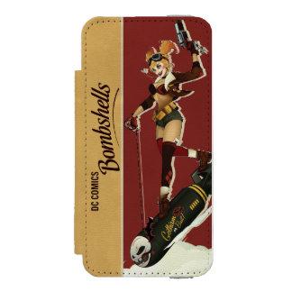 Harley Quinn Bombshell Incipio Watson™ iPhone 5 Wallet Case