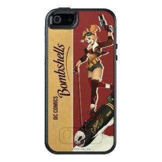 Harley Quinn Bombshell OtterBox iPhone 5/5s/SE Case