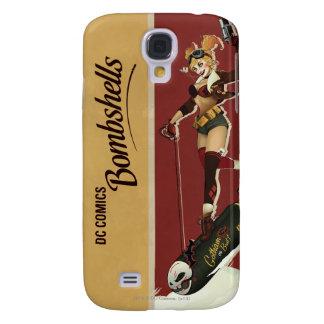 Harley Quinn Bombshell Samsung Galaxy S4 Cover