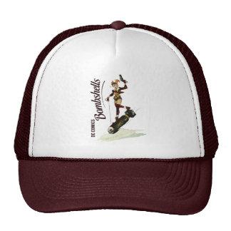 Harley Quinn Bombshell Trucker Hat