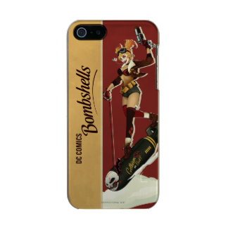 Harley Quinn Bombshells Pinup Incipio Feather® Shine iPhone 5 Case