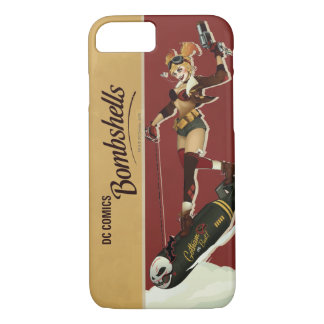 Harley Quinn Bombshells Pinup iPhone 7 Case