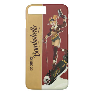 Harley Quinn Bombshells Pinup iPhone 7 Plus Case