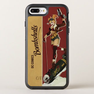 Harley Quinn Bombshells Pinup OtterBox Symmetry iPhone 7 Plus Case