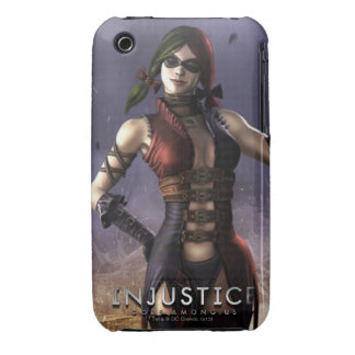 Harley Quinn iPhone 3 Case-Mate Cases