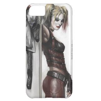 Harley Quinn Illustration iPhone 5C Case