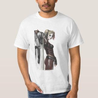 Harley Quinn Illustration Tee Shirts
