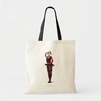 Harley Quinn Canvas Bag