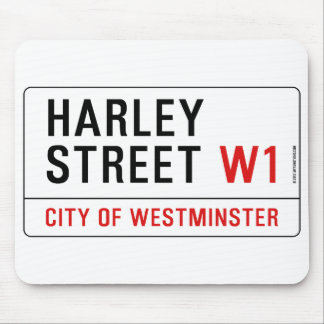 Harley Street Mouse Pad