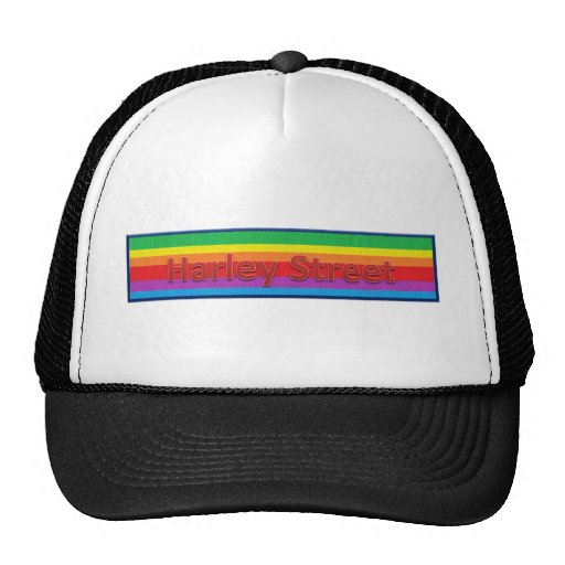 Harley Street Style 3 Trucker Hats