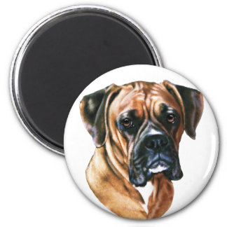 Harley the Boxer Magnet