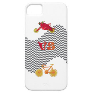 Harley vs Bicycle Barely There iPhone 5 Case
