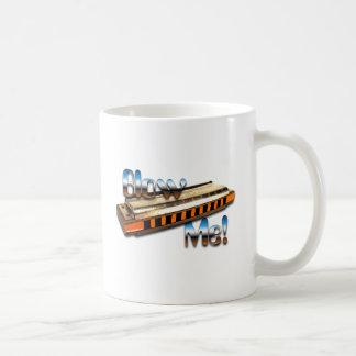 Harmonica Coffee Mug