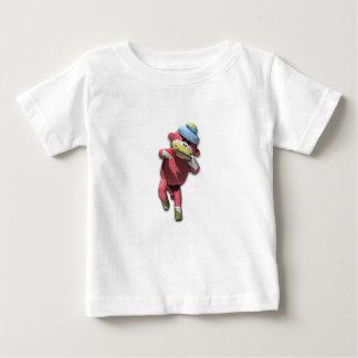 Harmonica Monkey Baby T-Shirt