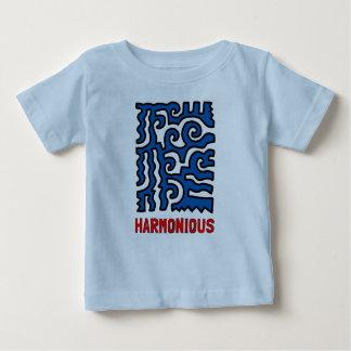 """Harmonious"" Baby Fine Jersey T-Shirt"