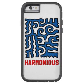 """""""Harmonious"""" Tough Xtreme Phone Case"""