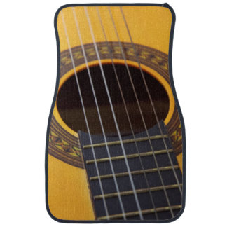 Harmony Acoustic Guitar Car Mat
