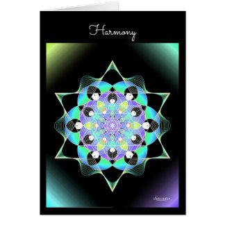 Harmony Card