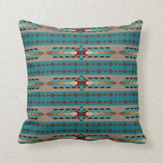Harmony Cotton Throw Pillow 16x16