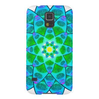 Harmony Flower Mandala Galaxy S5 Cover