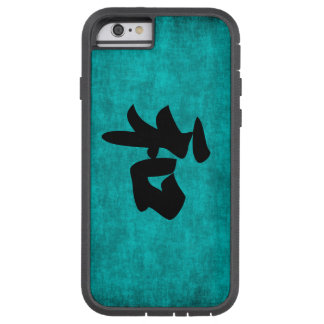 Harmony in Blue Chinese Character Painting Tough Xtreme iPhone 6 Case