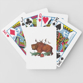 Harmony In Nature Bicycle Playing Cards