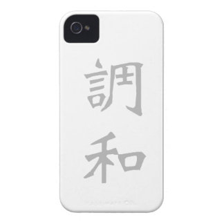 Harmony kanji blackberry cases