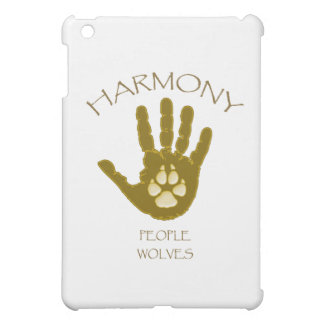 Harmony - People - Wolves Cover For The iPad Mini