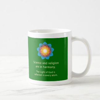 Harmony Science Religion Coffee Mug
