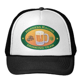 Harness Racing Drinking Team Trucker Hat