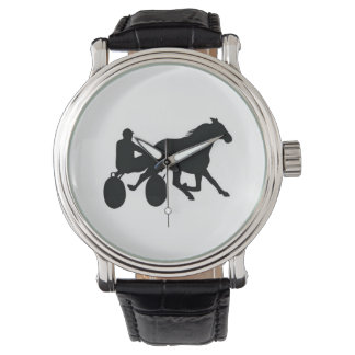 Harness Racing Logo Stylish Watch! Watch