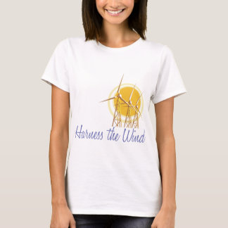 Harness the Wind (2) T-Shirt