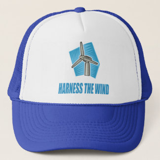 Harness the Wind Trucker Hat