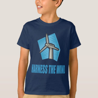 Harness the Wind Tshirt