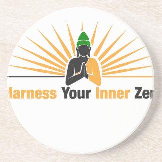 Harness Your Inner Zen Coaster