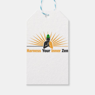 Harness Your Inner Zen Gift Tags
