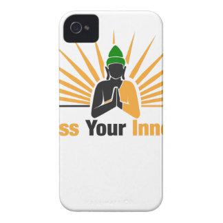 Harness Your Inner Zen iPhone 4 Case-Mate Cases