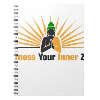 Harness Your Inner Zen Notebook