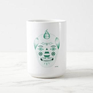 Harold Aquamarine Basic White Mug