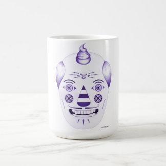 Harold Purple Basic White Mug